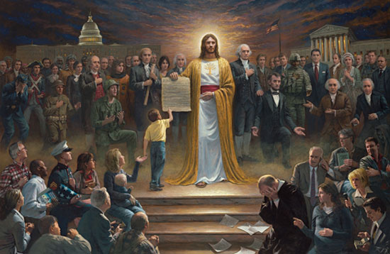 what if Jesus Had become a politicians?