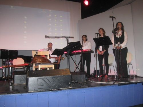 Worship Evening and Hymns with the psalmist Kamal Zayed in Haifa